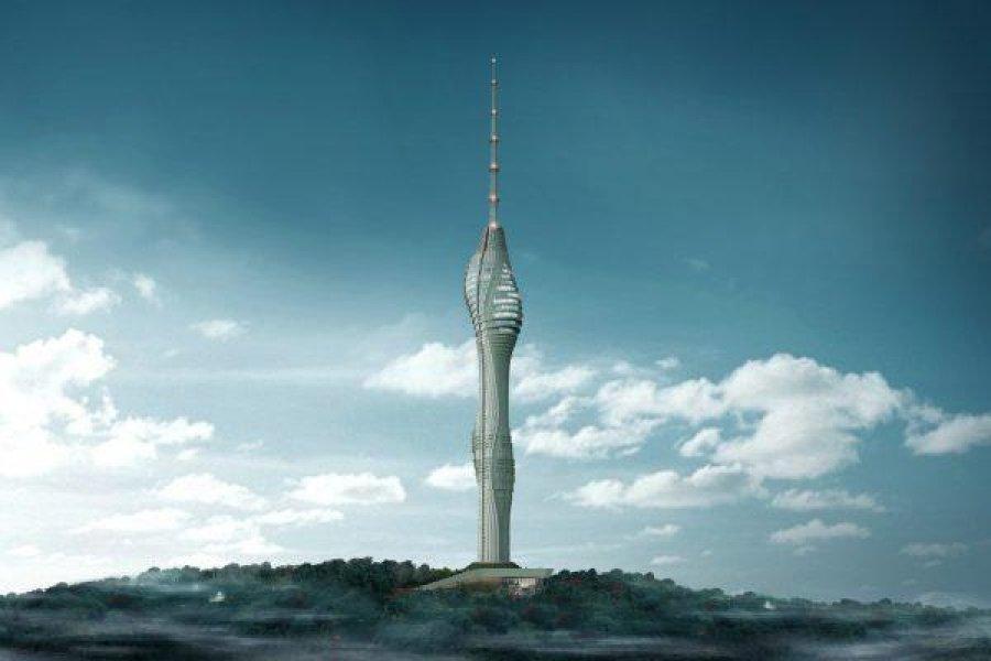 İstanbul Küçük Çamlıca Radyo ve Tv Kulesi