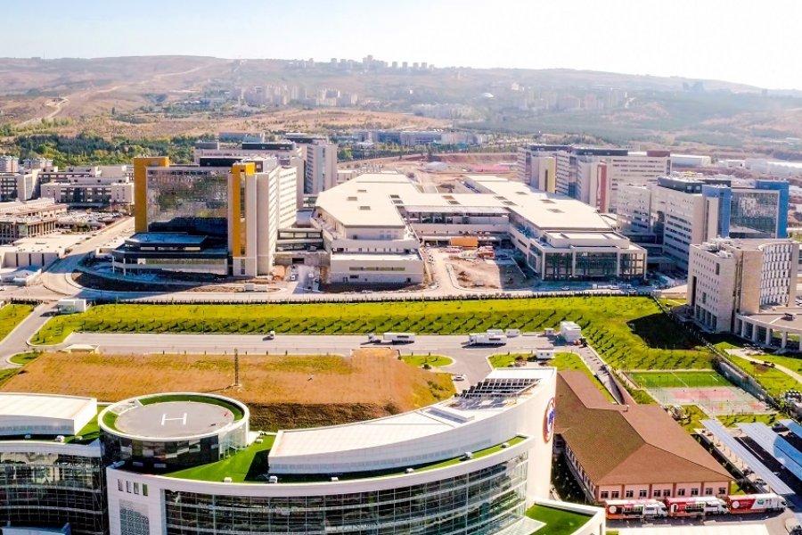 Projelerimiz : Ankara Emtegre Sağlık Kampüsü Bilkent