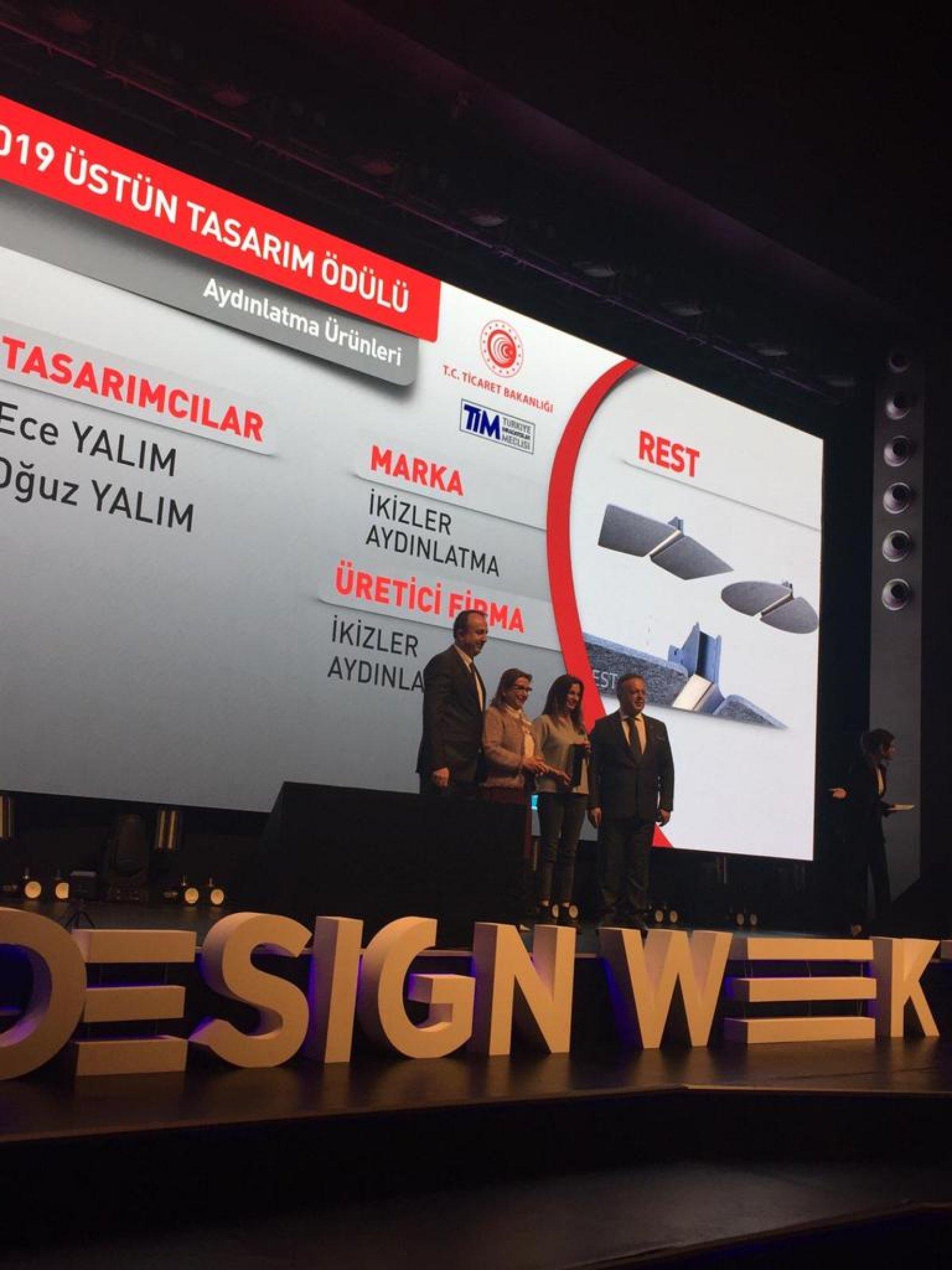 Rest -R Üstün Tasarım Ödülü