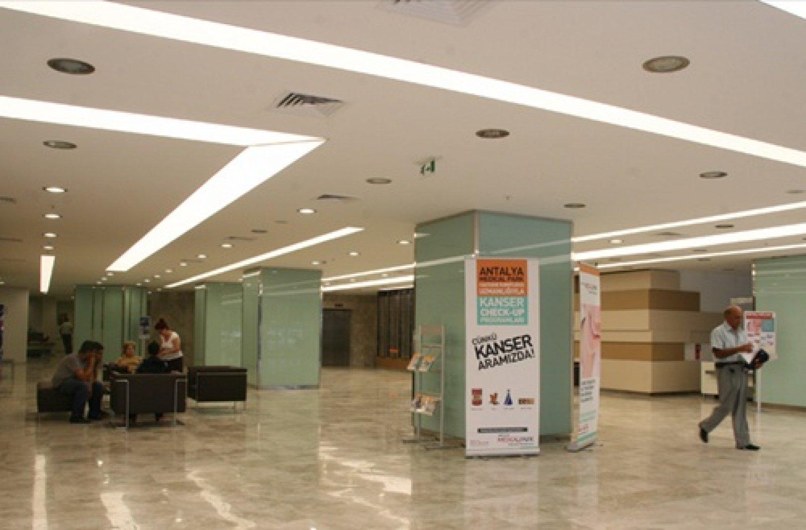 Antalya Medical Park Hastanesi