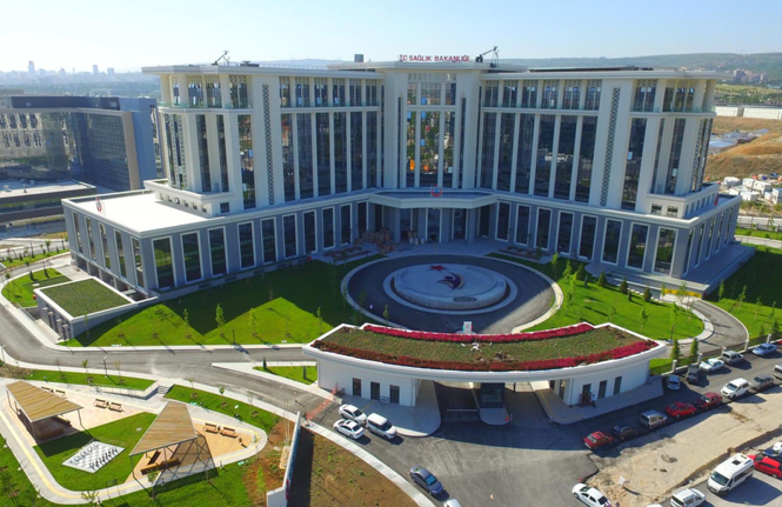 Sağlık Bakanlığı Binası
