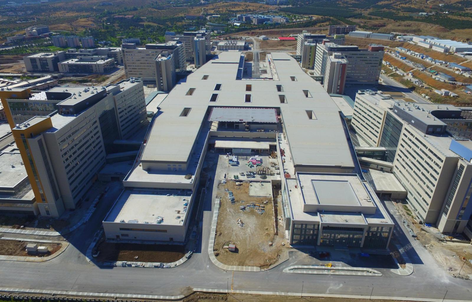 Ankara Bilkent Entegre Sağlık Kampüsü