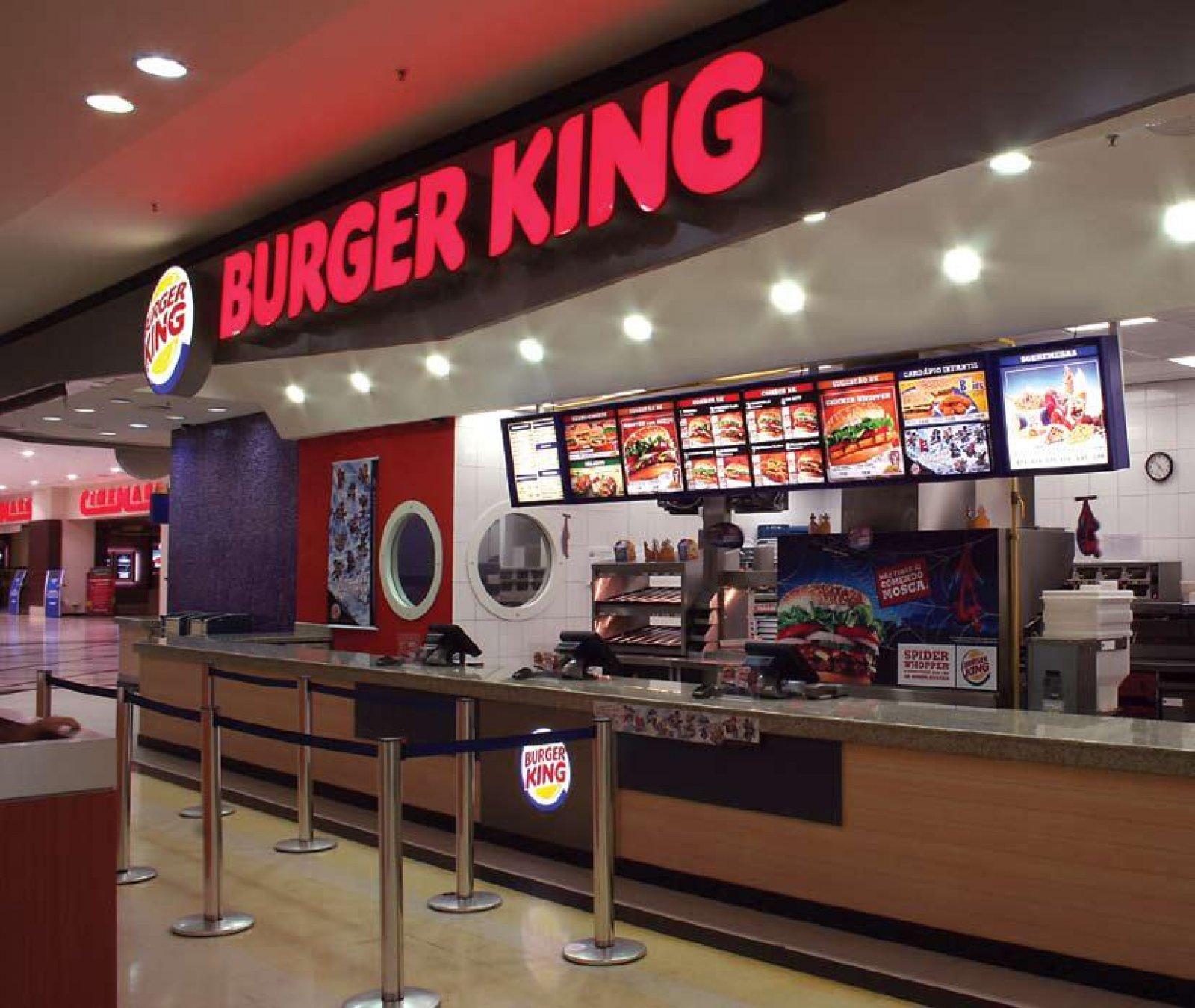 Burger King Şubeleri