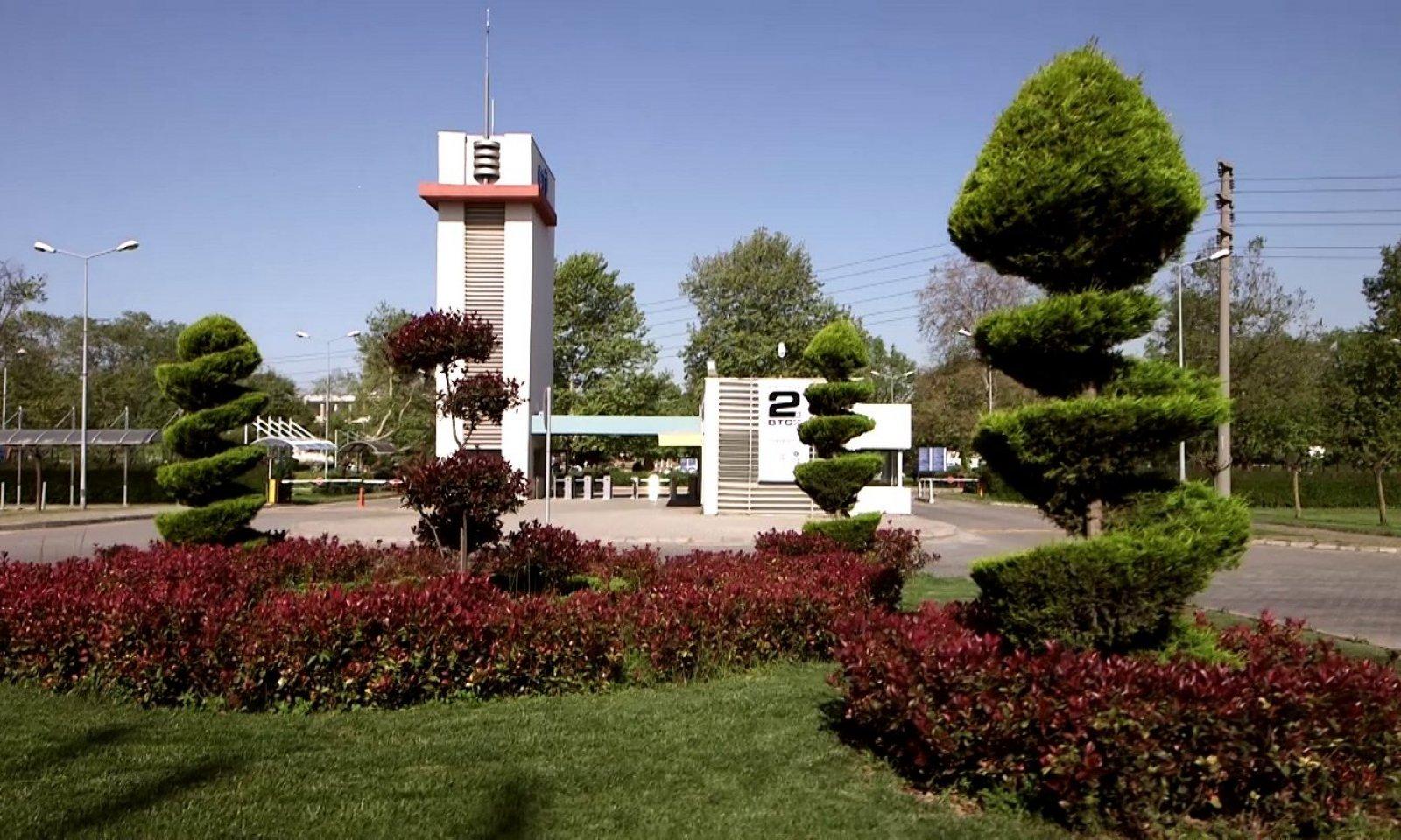 Gebze İleri Teknoloji Enstitüsü