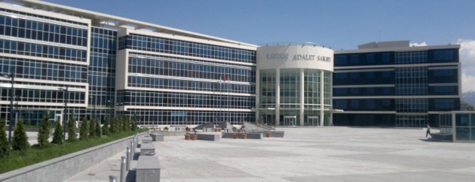 Projelerimiz: Kayseri Adalet Sarayı