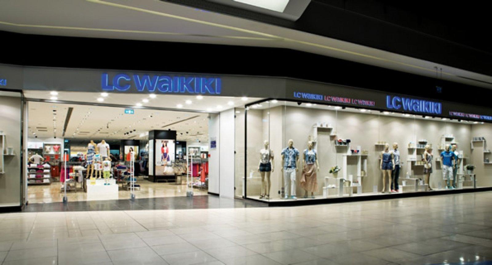 LC  Waikiki Mağazaları