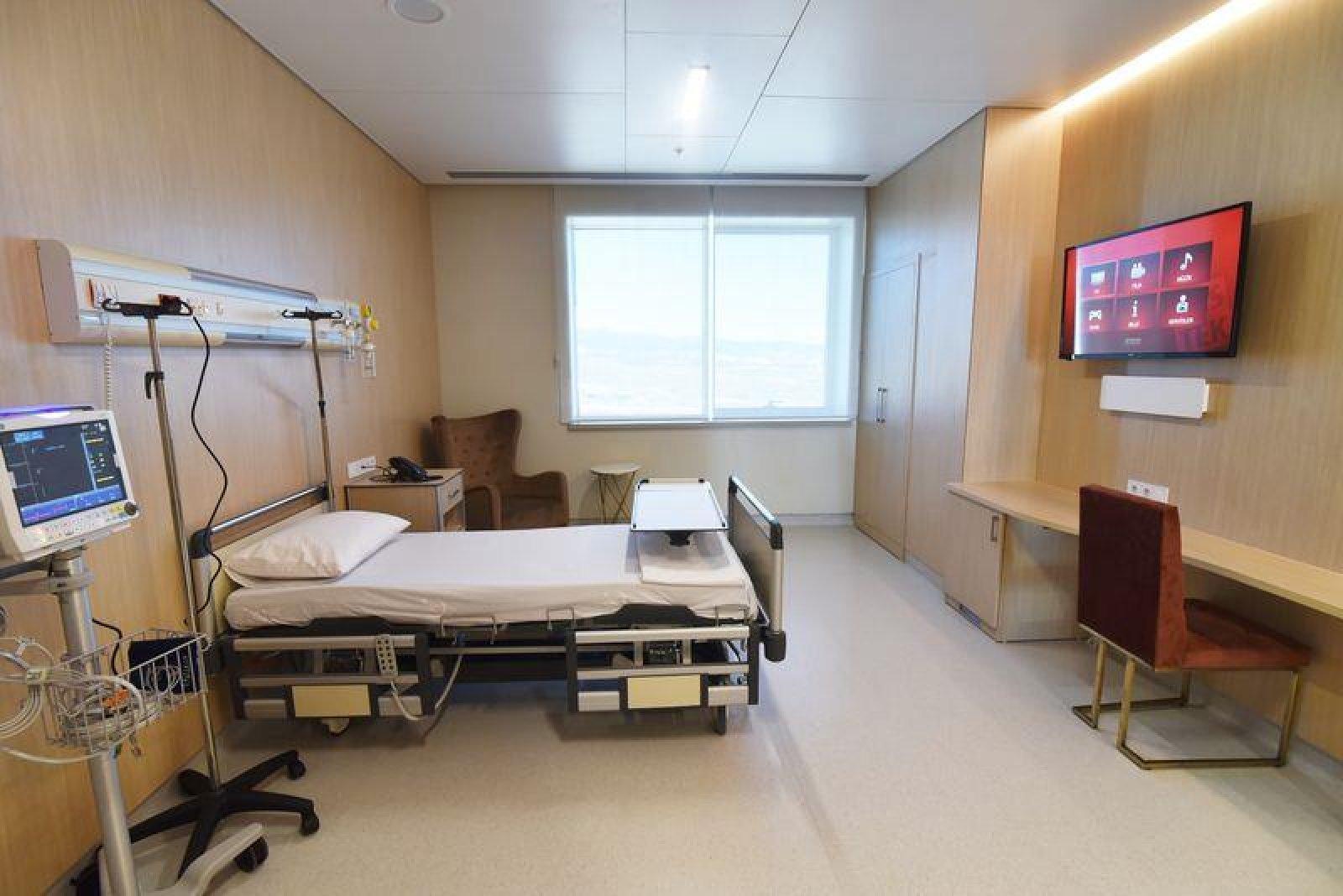 Mersin Entegre Şehir Hastanesi