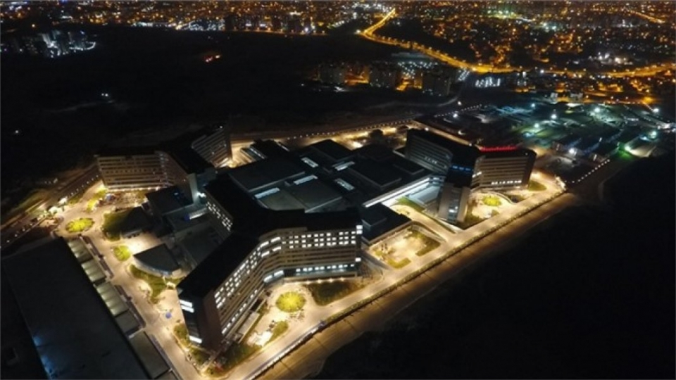 """Geleceğin Hastanesi """"Mersin Şehir Hastanesi"""" Bugün Açılıyor"""