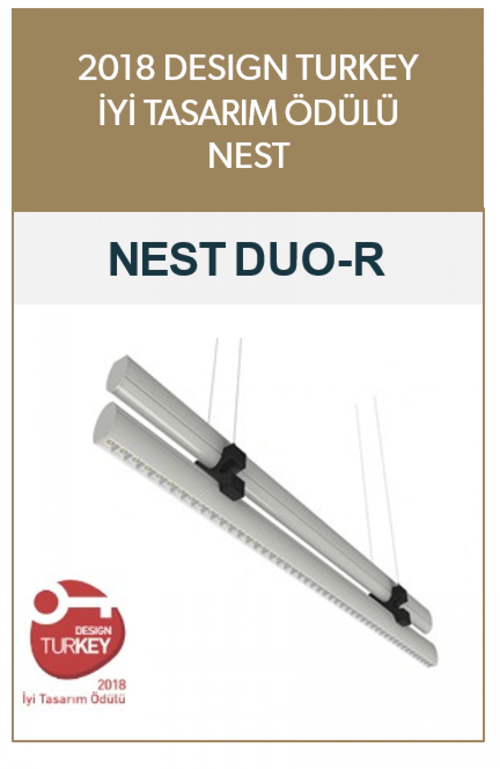 NEST DUO - R İyi Tasarım Ödülü