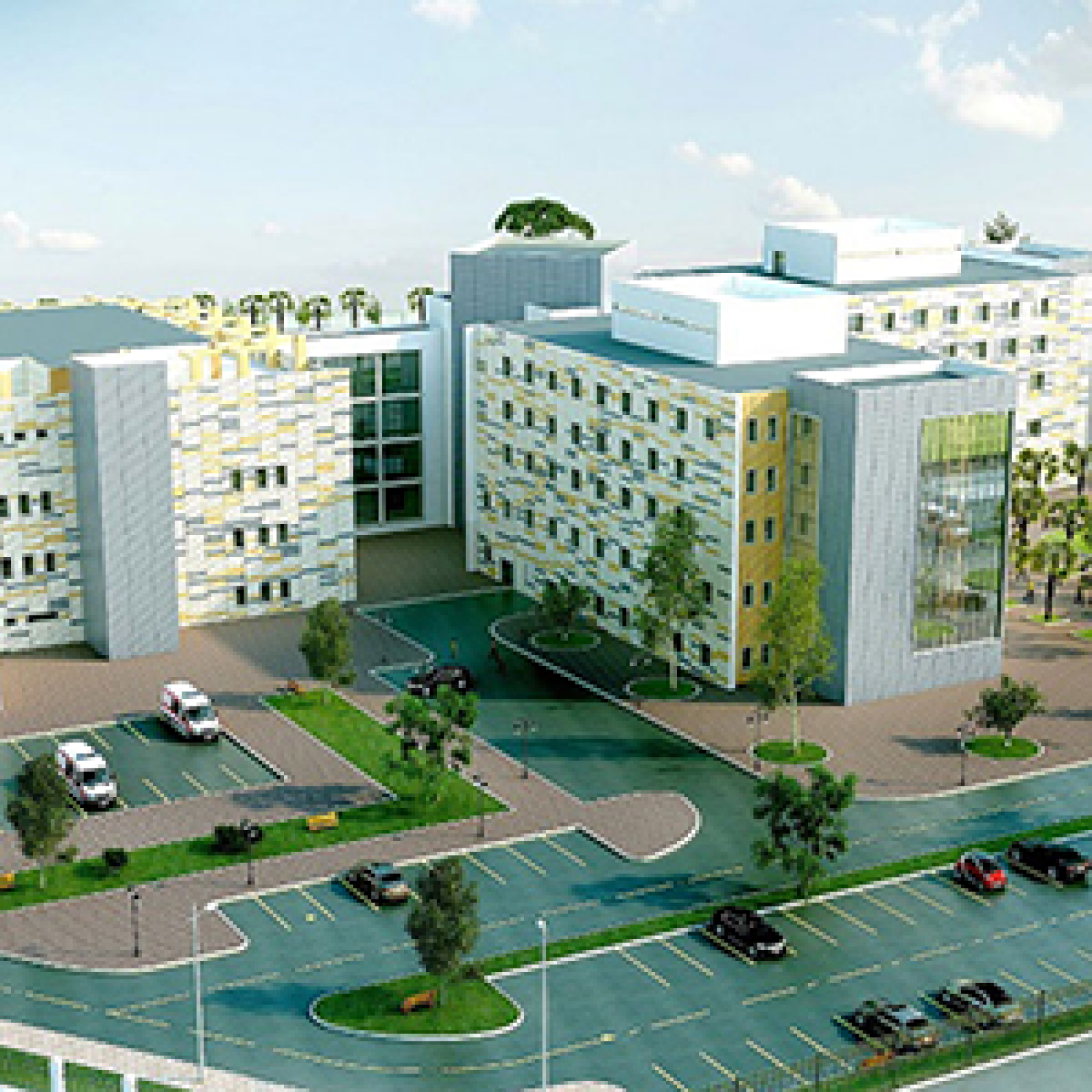 Sidi Chami Hospital - Cezayir