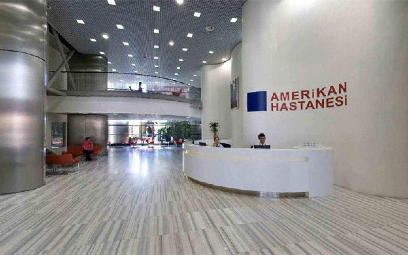 Amerikan Hastanesi İstanbul