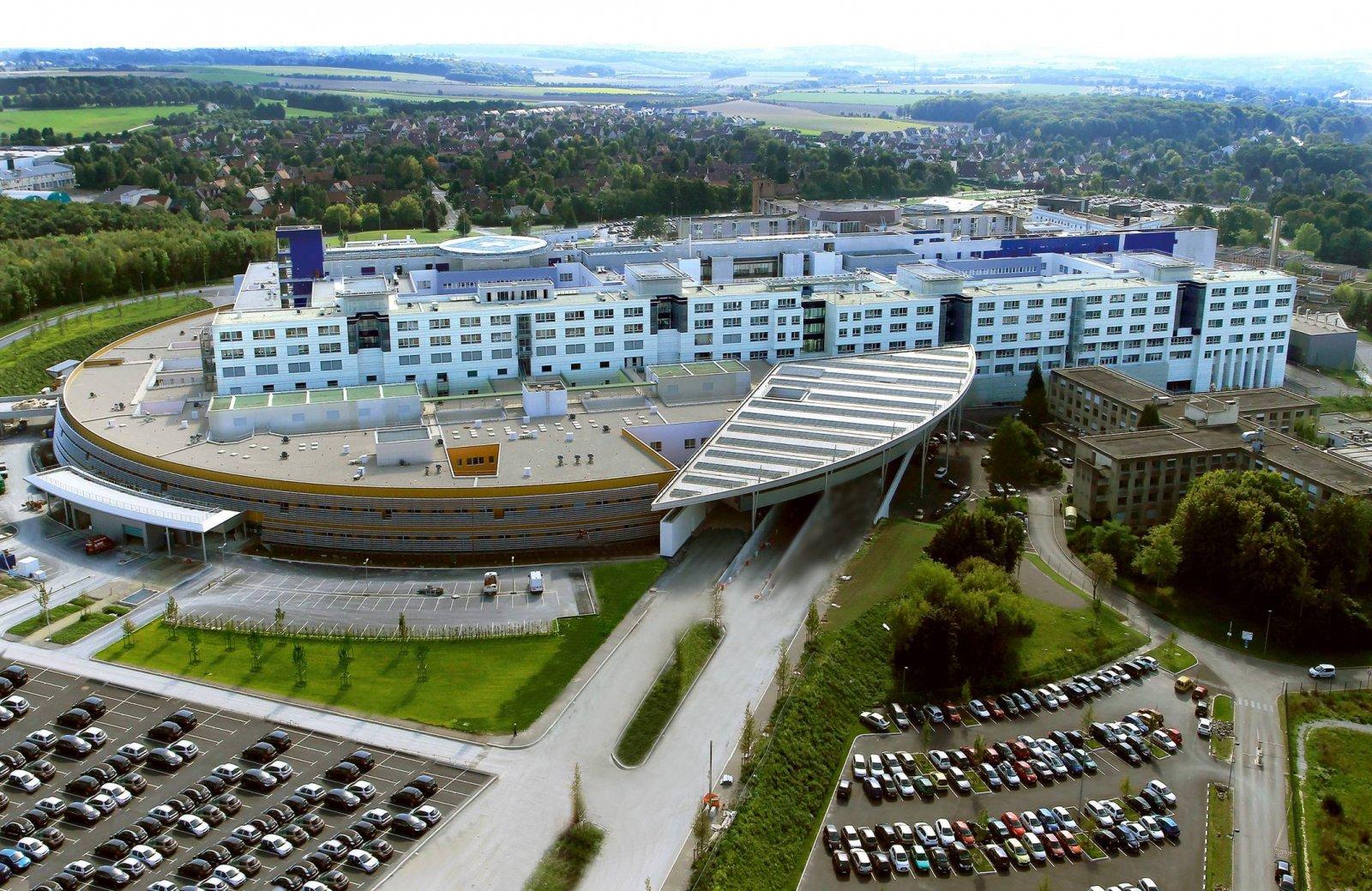 CHU Amiens Hastanesi, Fransa