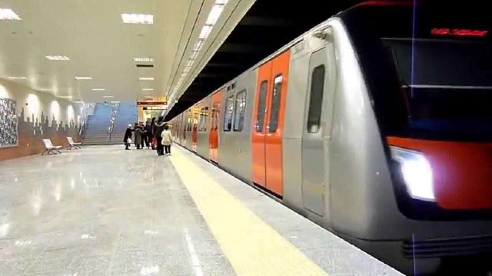 Ankara Eryaman ve Çayyolu Metro İstasyonları