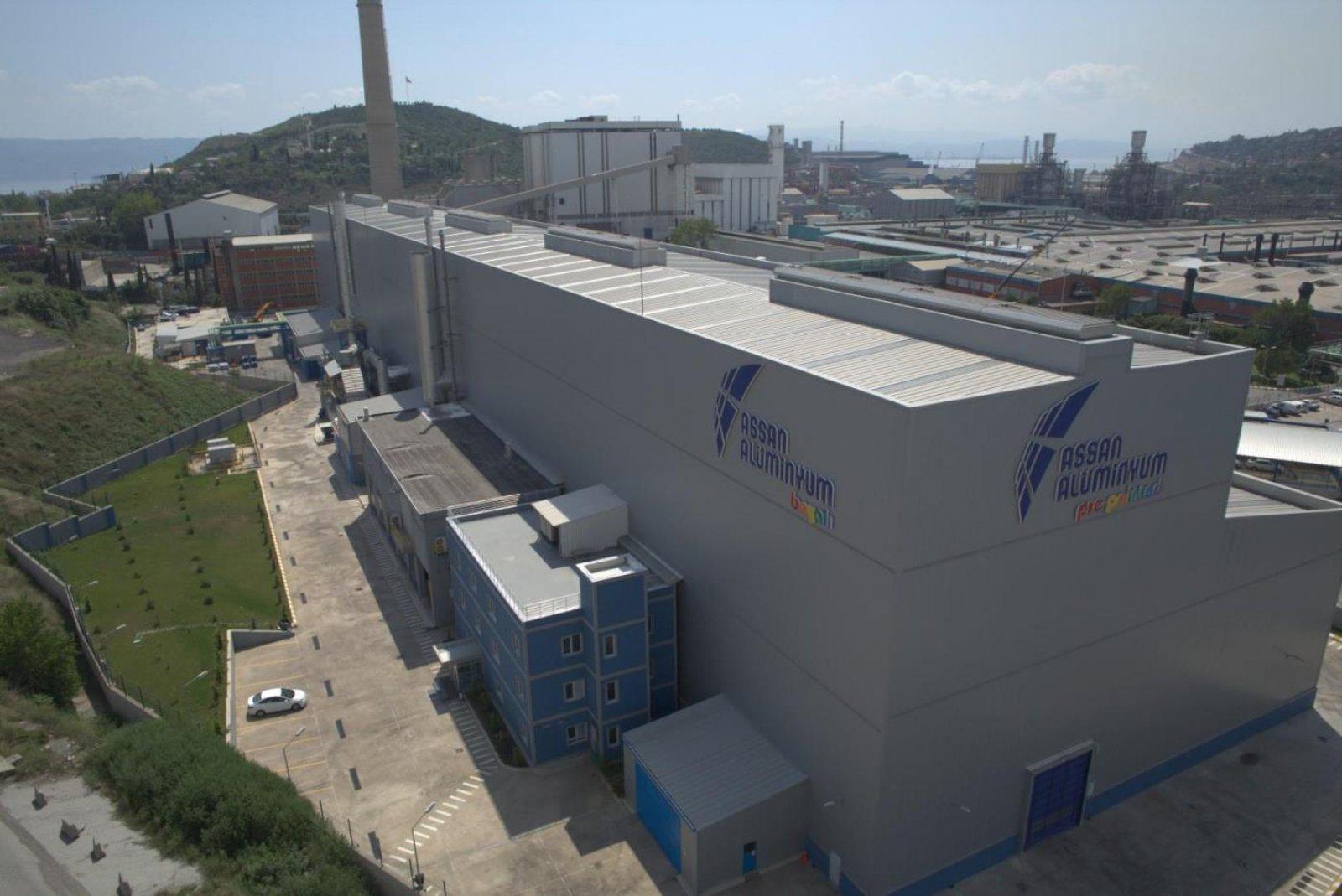 Assan Alüminyum Tuzla Fabrikası