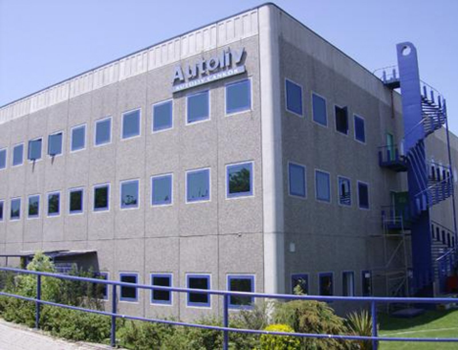 Autoliv Teknopark Fabrikası