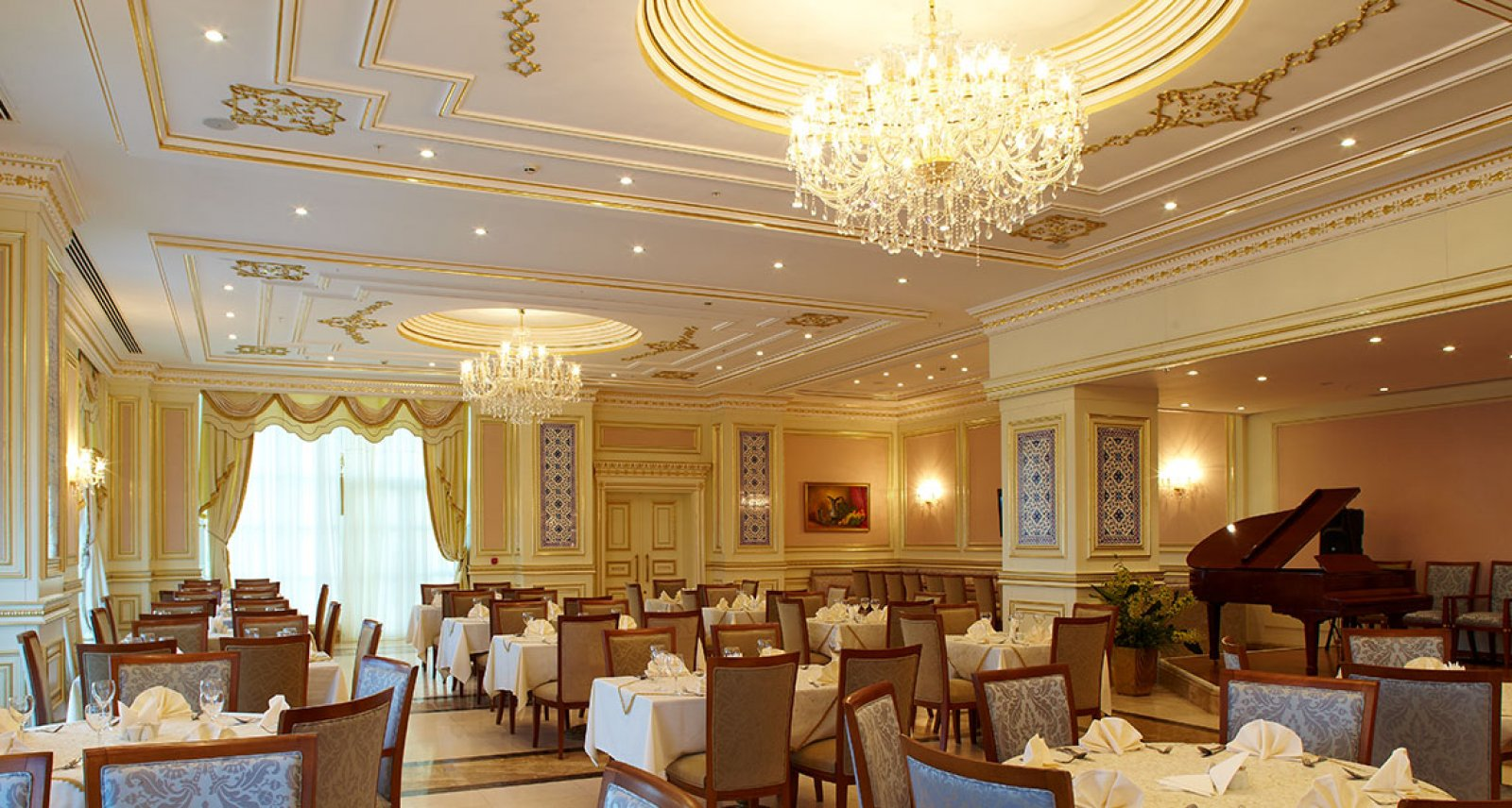 Awaza Hazine Otel, Turkmenistan