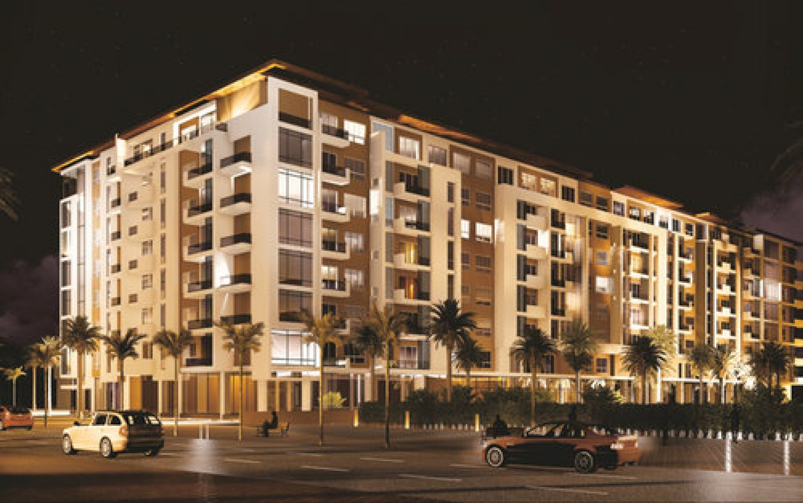 Al Badr Rezidans, Dubai, B.A.E.