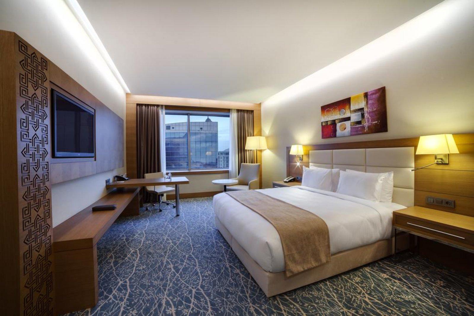 Baku Holiday Inn Otel, Azerbaycan