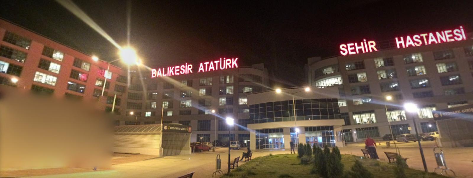 Balıkesir Atatürk Devlet Hastanesi