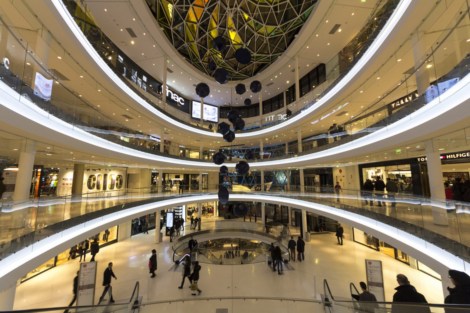 Beaugrenelle Alışveriş Merkezi, Fransa