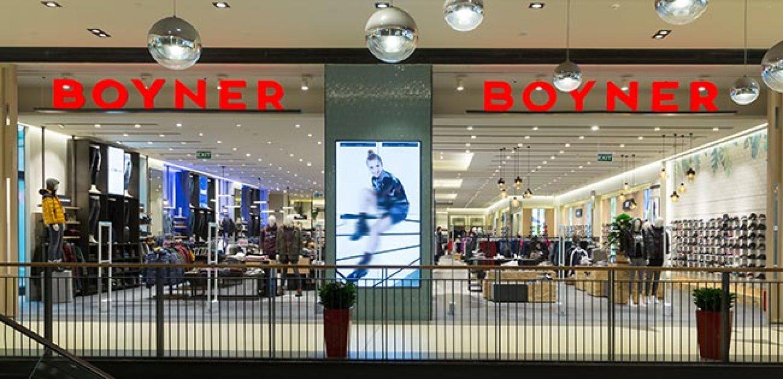 Boyner Mağazaları