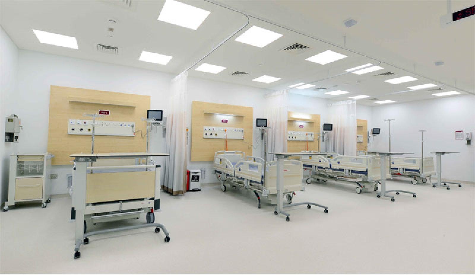 Burjeel Daycare Hastanesi, Abu Dhabi, B.A.E.