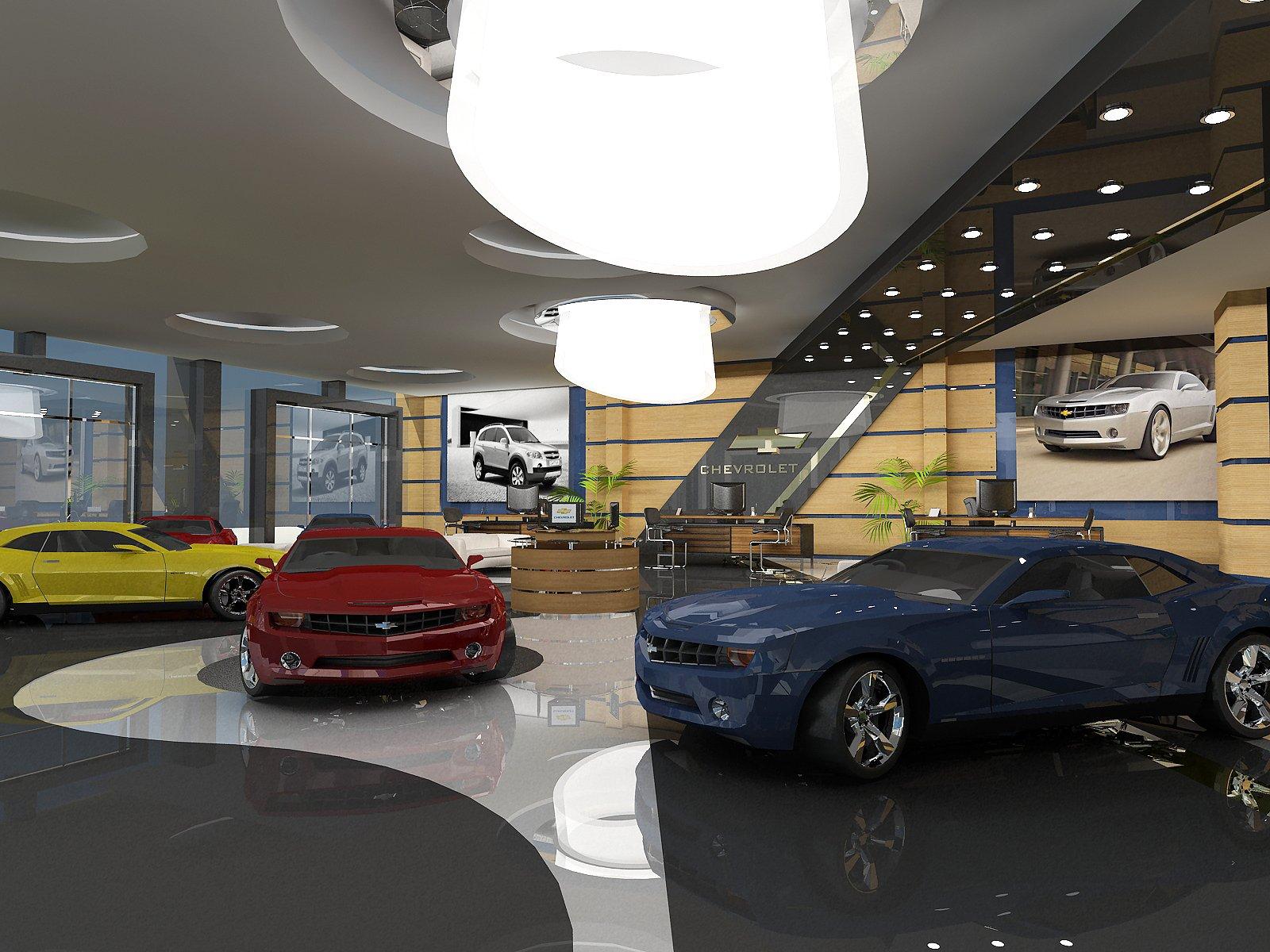 Bağdat GM Showroom, Irak
