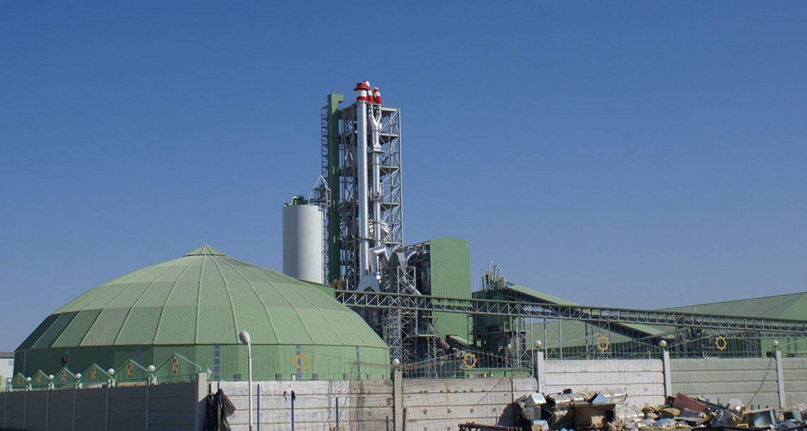 Jebel Çimento Fabrikası, Türkmenistan