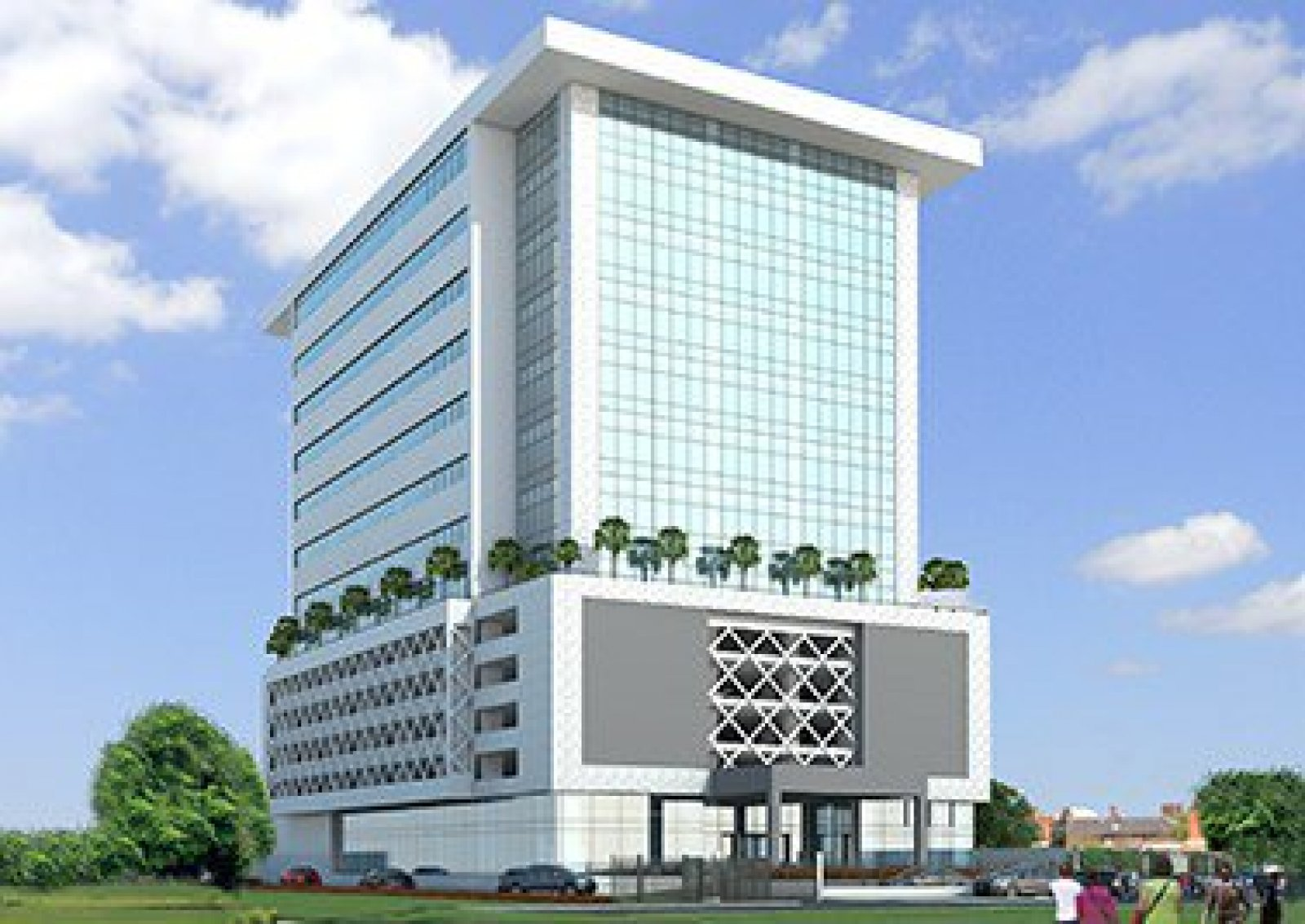 Cornerstone Genel Merkezi, Nijerya