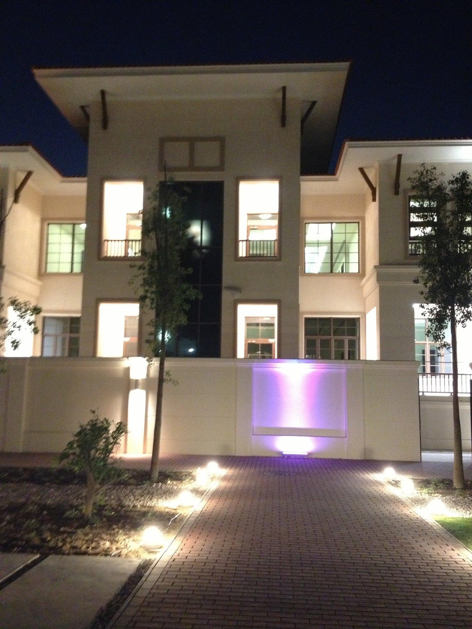 Doha Türk Büyükelçilik Binası, Katar