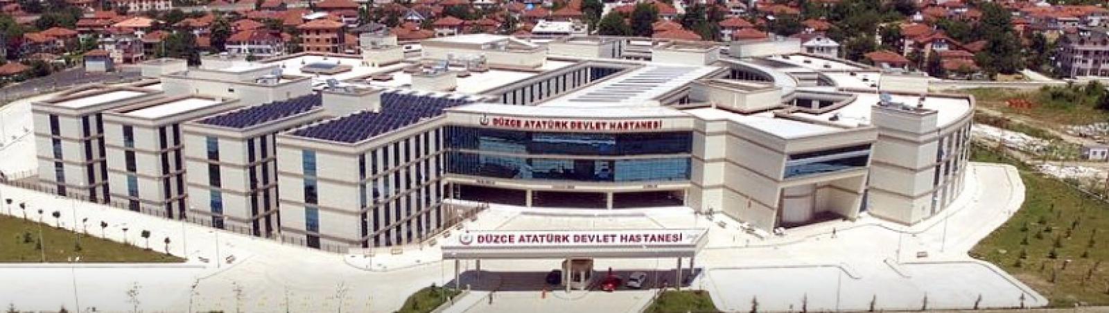 Düzce 300 Yataklı Devlet Hastanesi