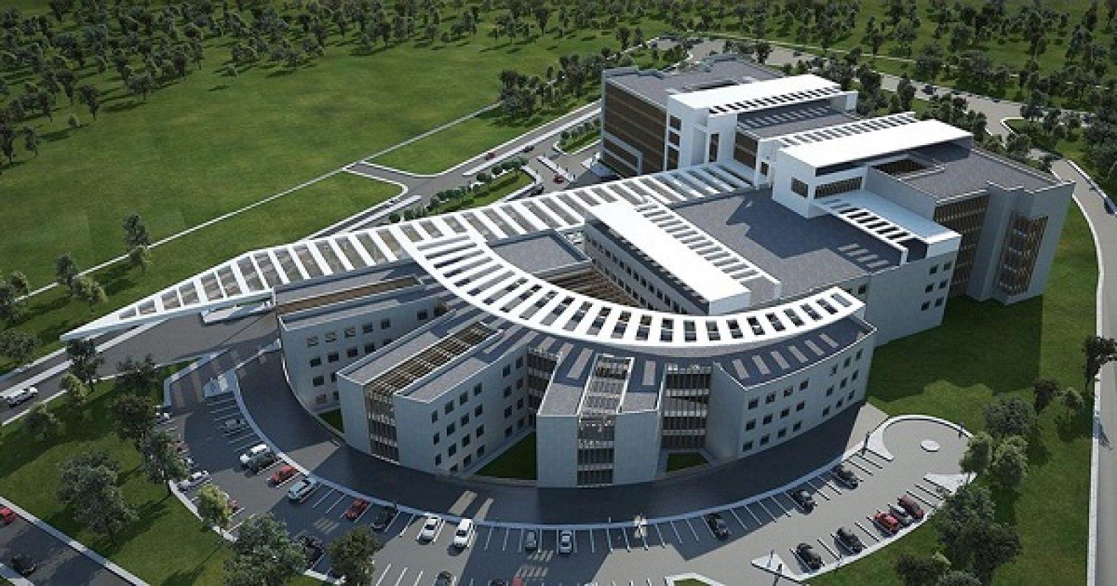 Edirne Toki 300 Yataklı Devlet Hastanesi