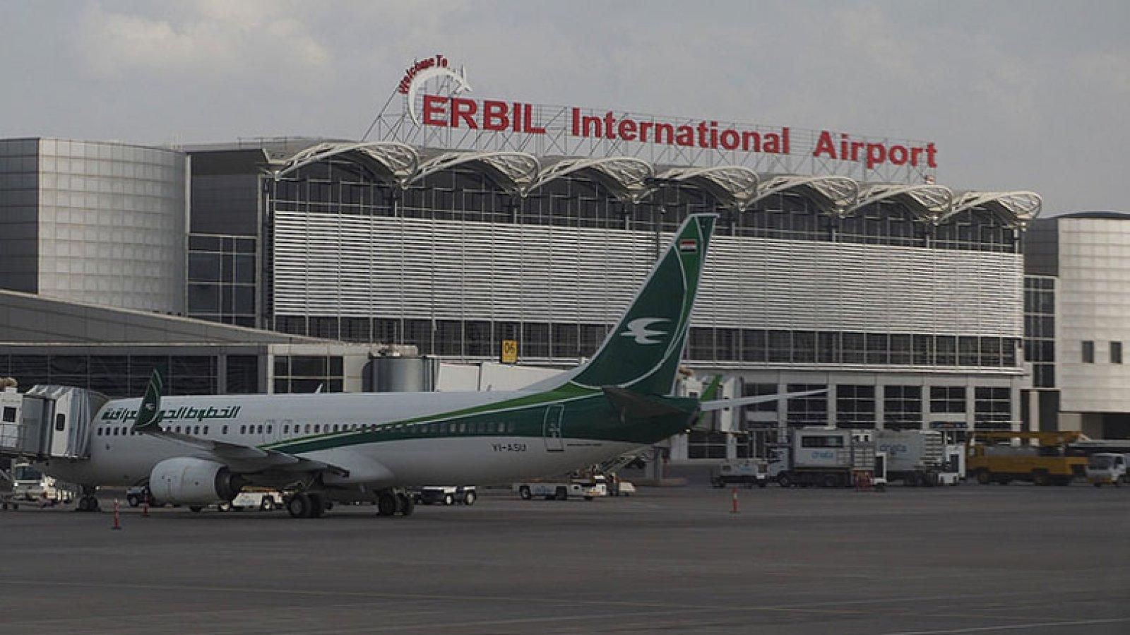 Erbil Havalimanı, Iraq