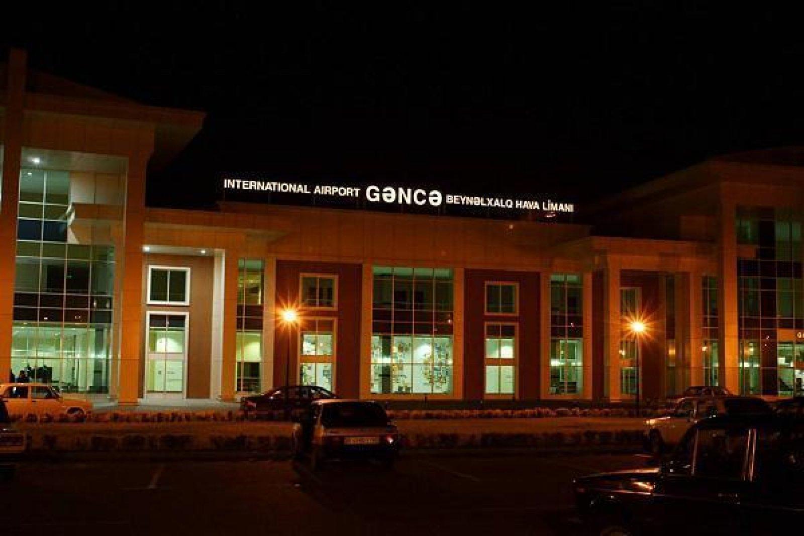 Gence Havalimanı, Azerbaycan