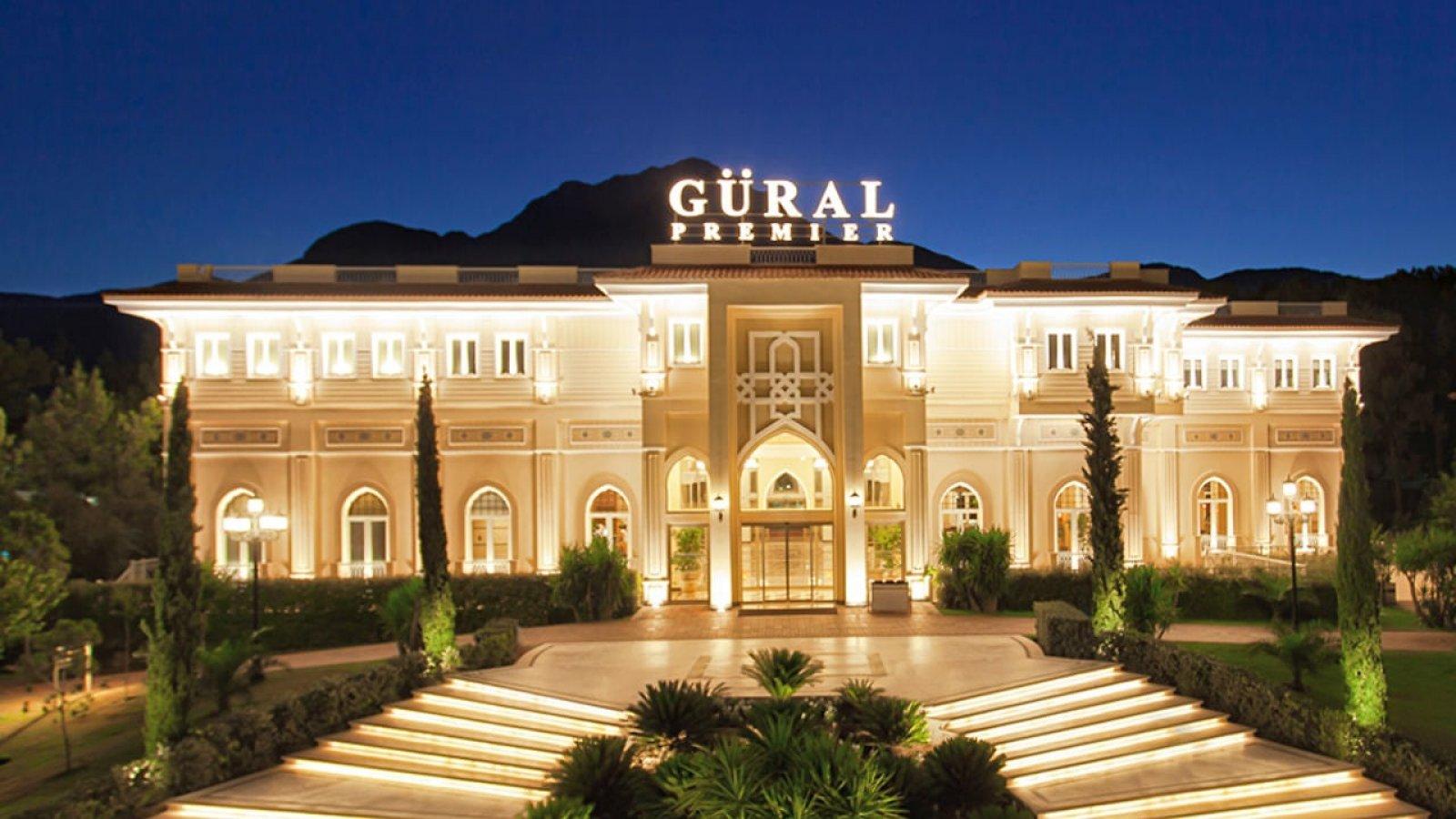 Antalya Belek Güral Premier Otel