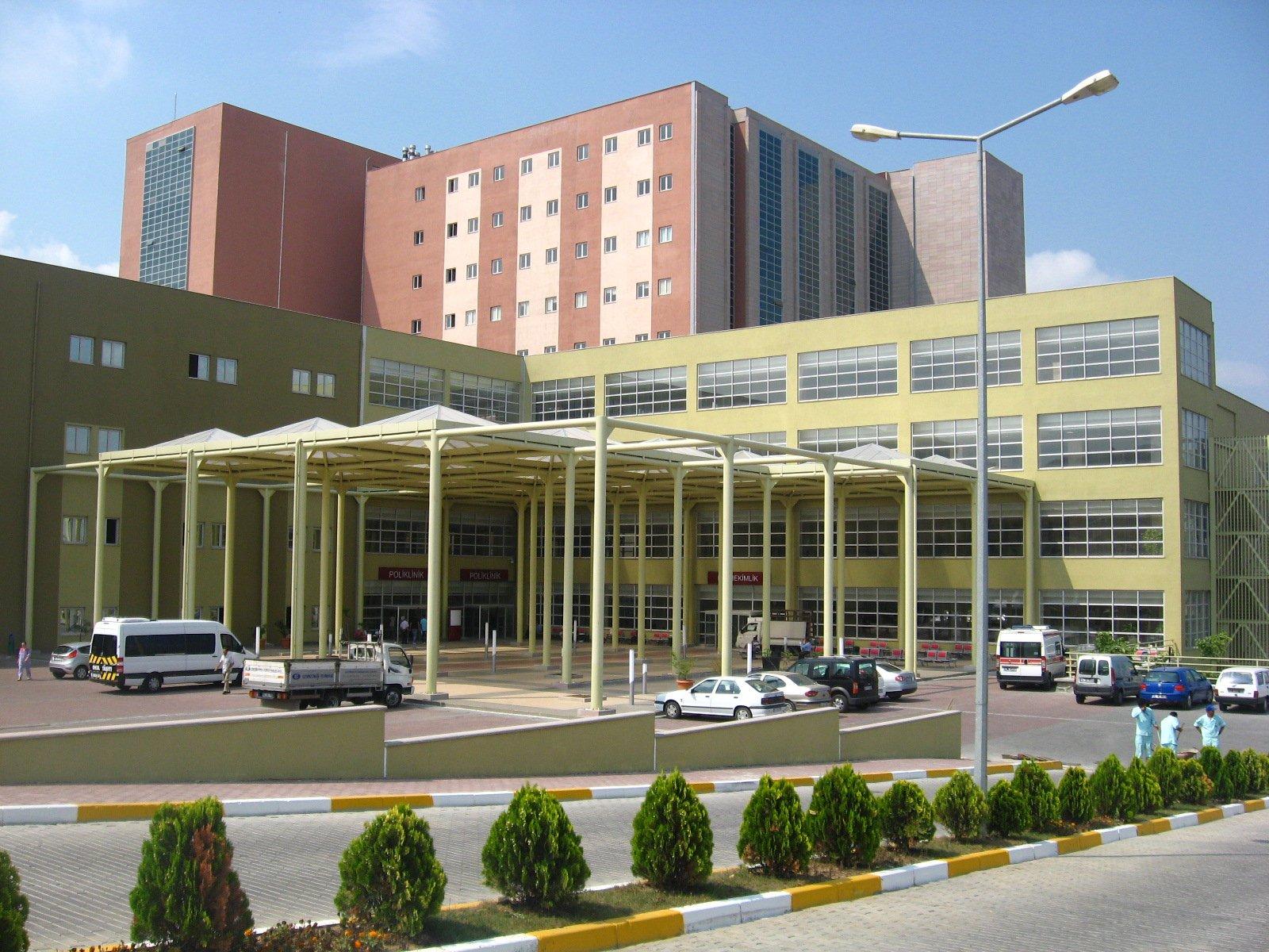 Halkalı 400 Yataklı Devlet Hastanesi