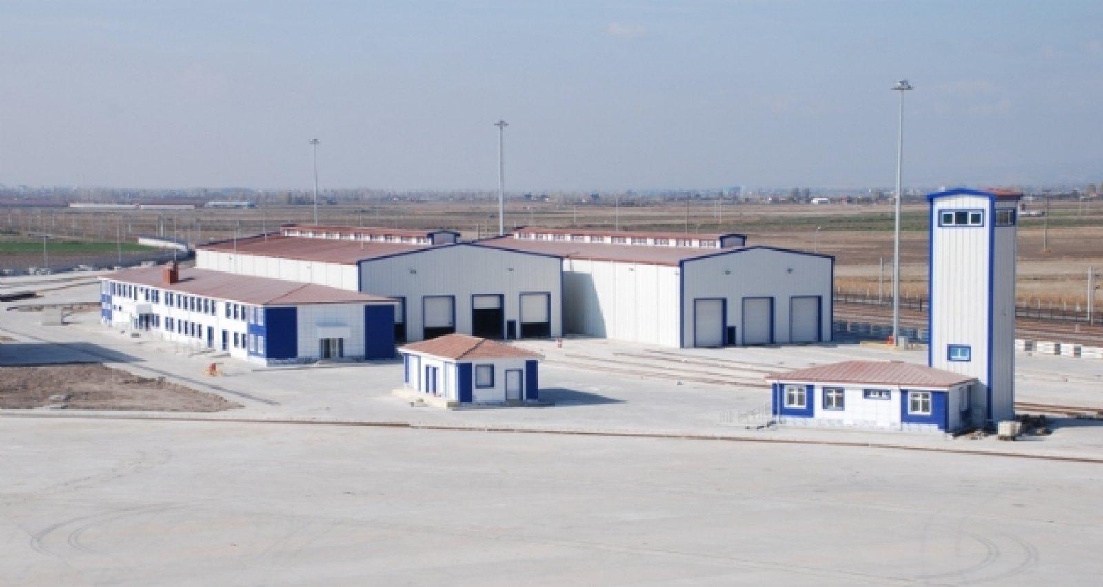 Eskişehir Hasanbey Lojistik Merkezi