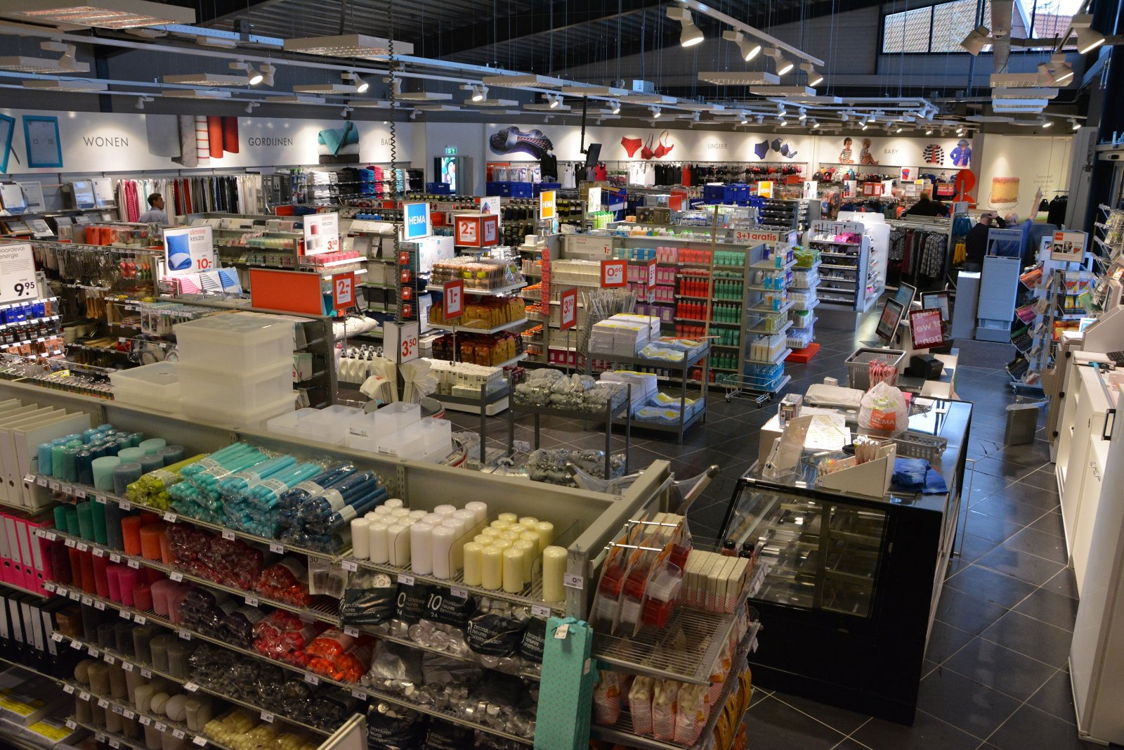 Hema Mağazaları, Hollanda
