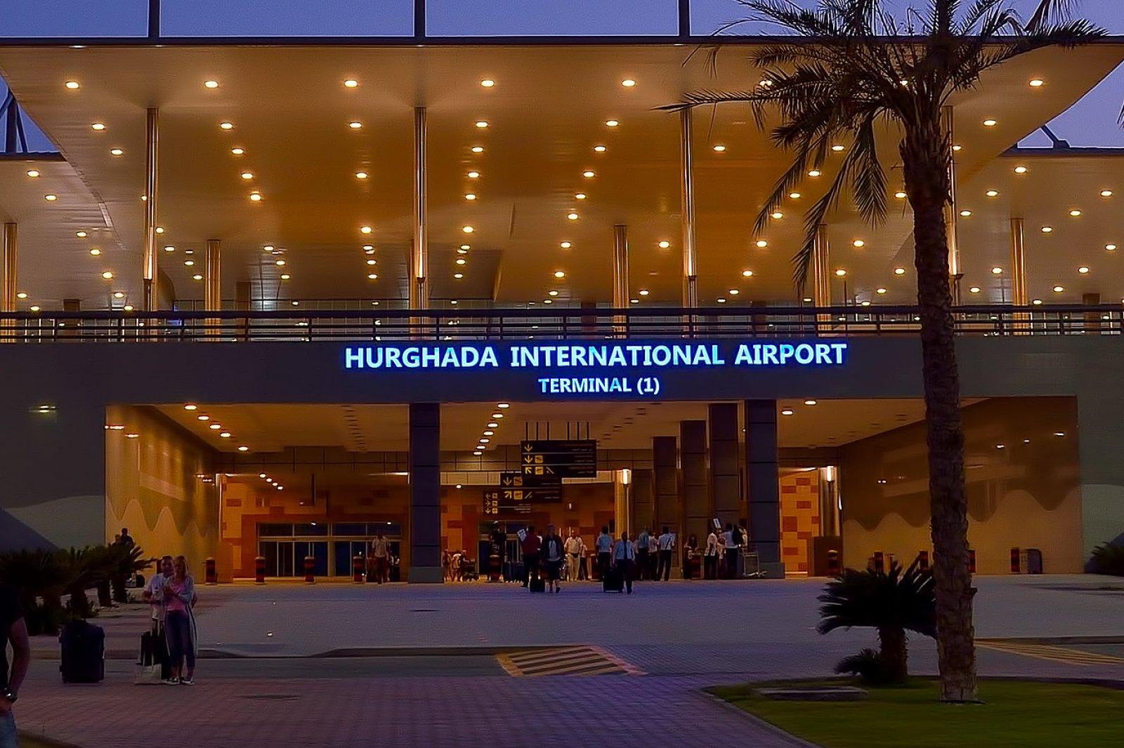 Hurghada Uluslararası Havalimanı, Mısır