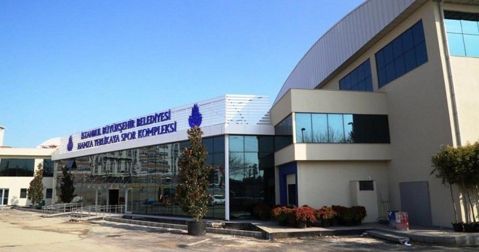 İBB Avrupa / Anadolu Yakası Spor Salonları