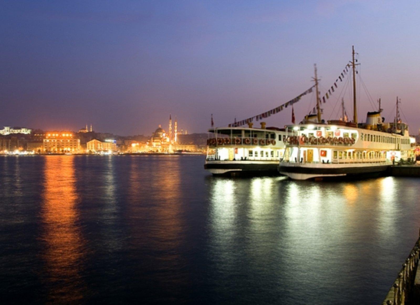 İDO Şehir Hatları Gemileri
