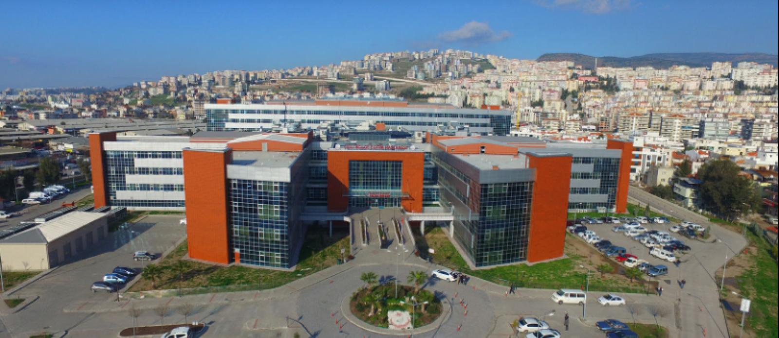 İzmir Karşıyaka 400 Yataklı Devlet Hastanesi