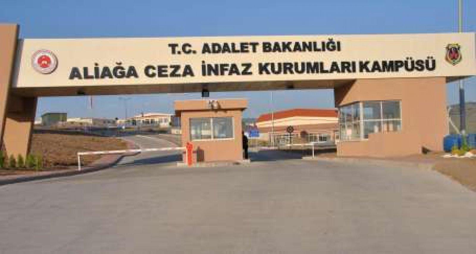 İzmir Aliağa Cezaevi