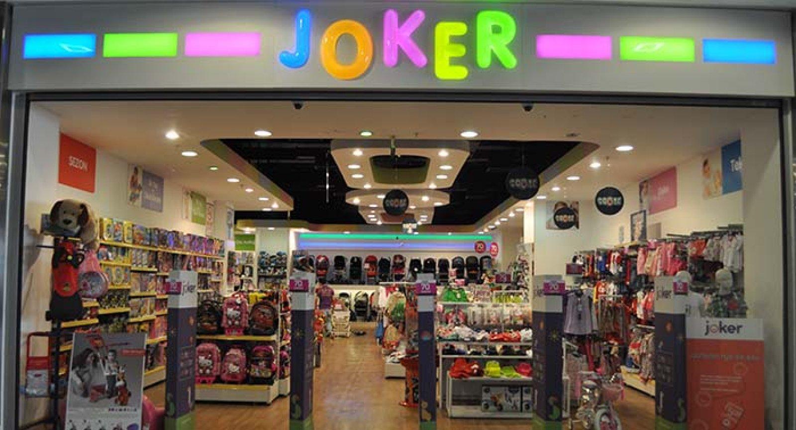 Joker Mağazaları