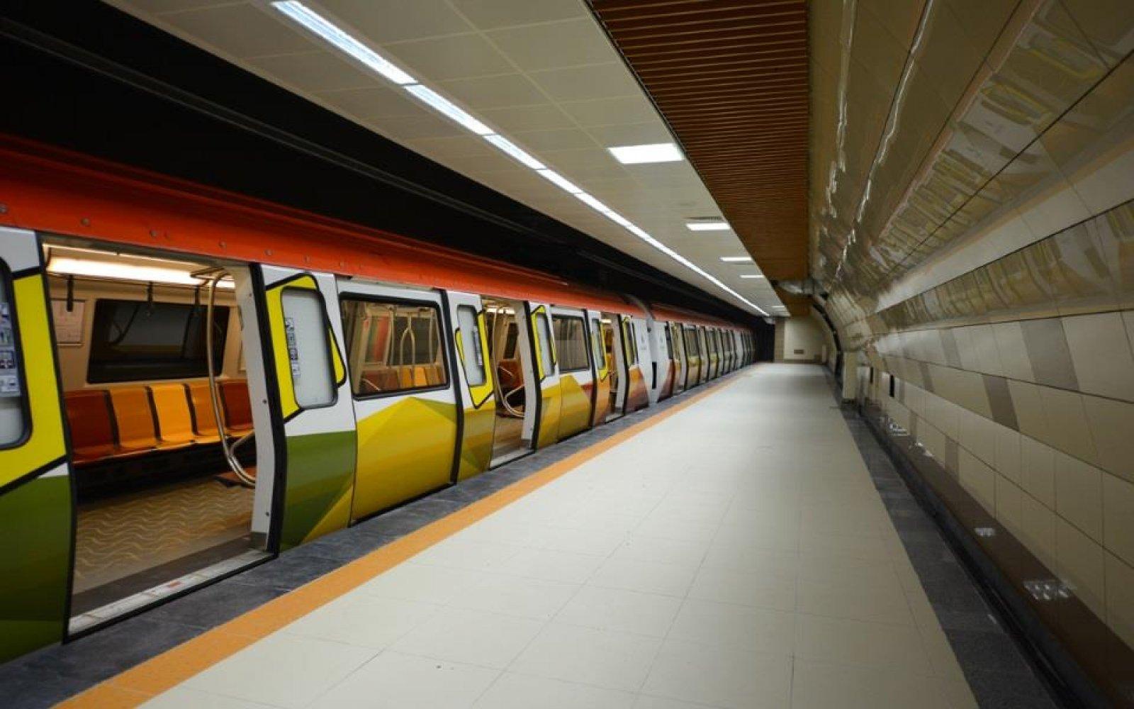 Kartal-Kaynarca M4 Metro Hattı