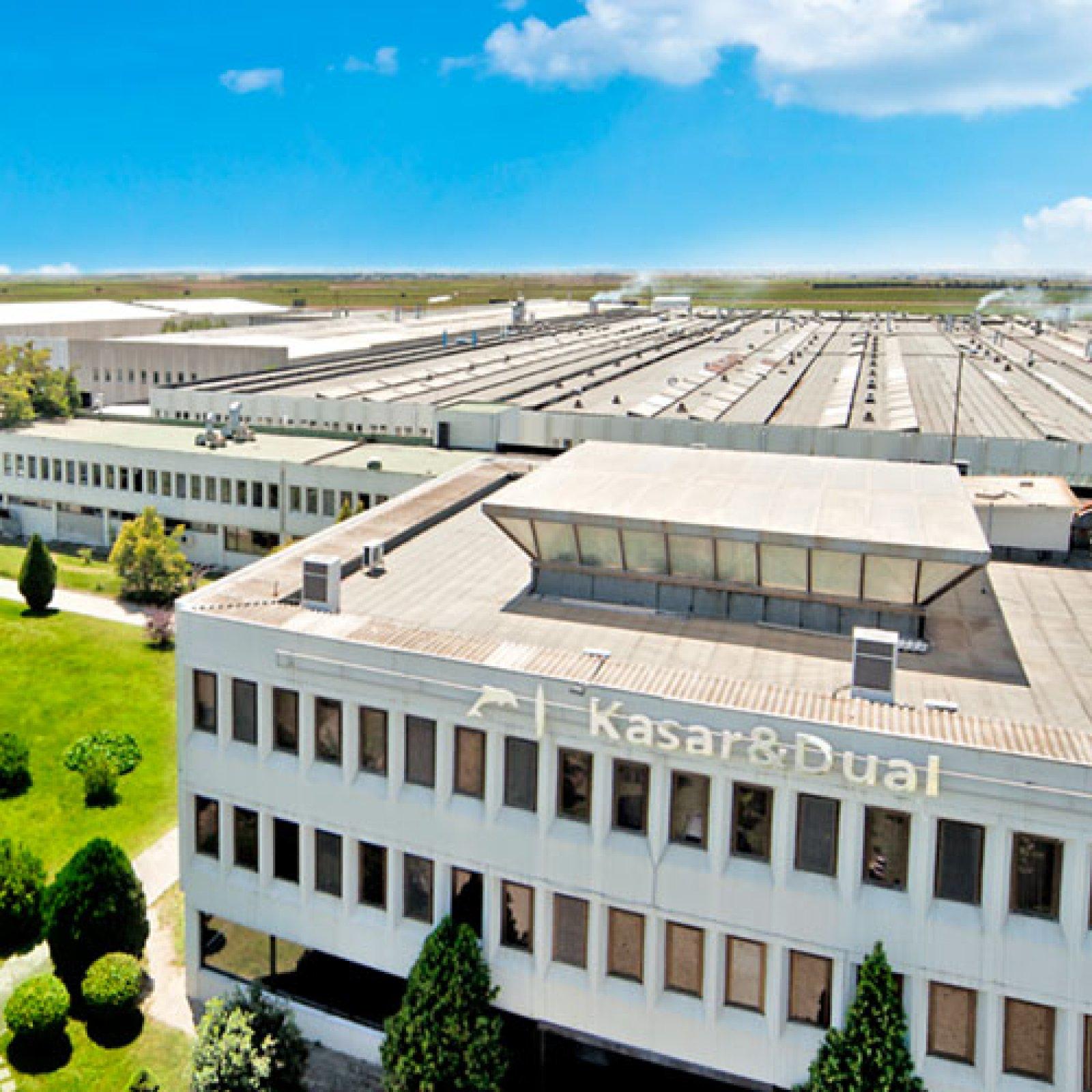 Kasar Dual Tekstil Fabrikası