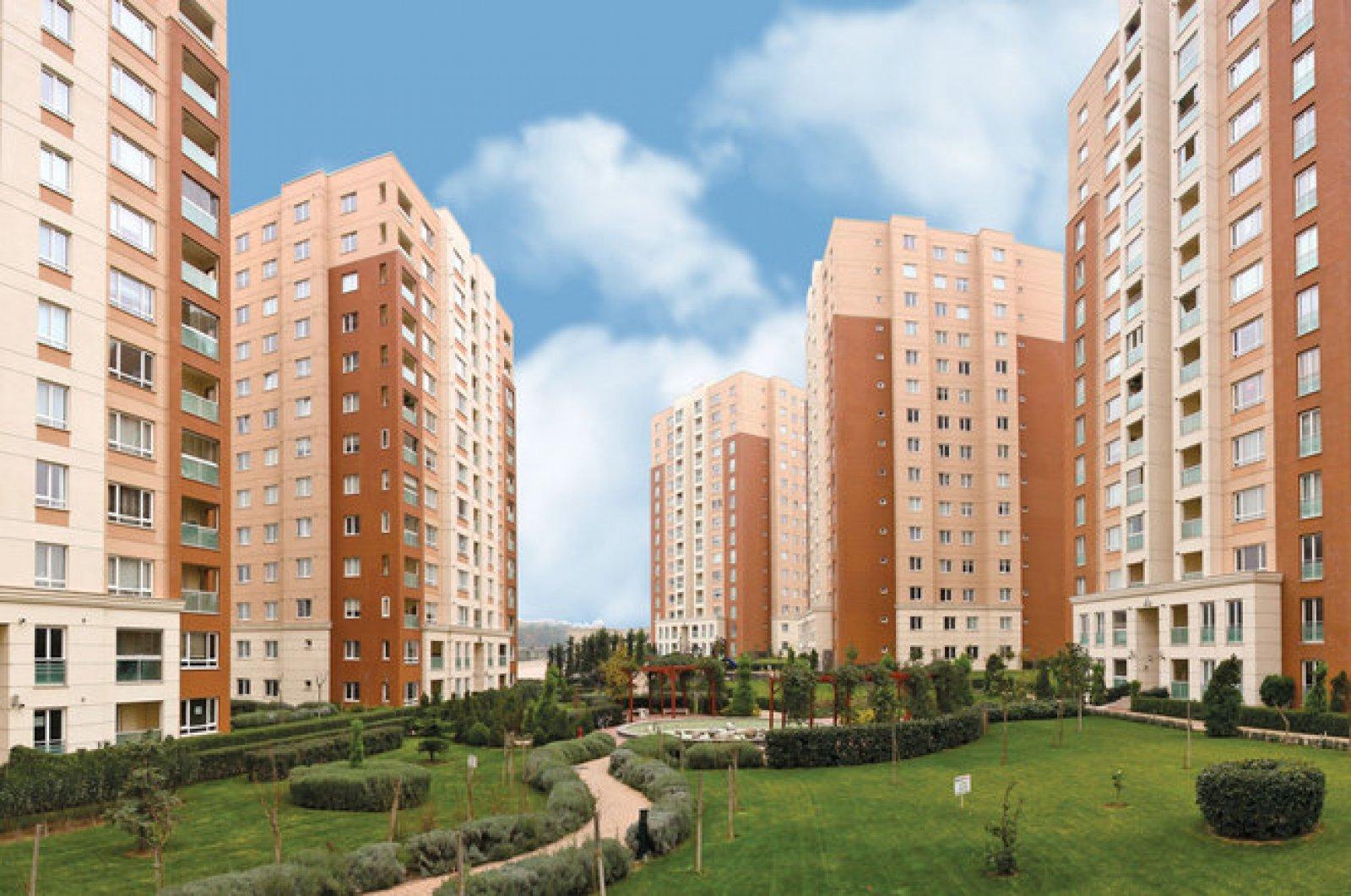 Kent Plus Kartal/Ataşehir/Mimarsinan Konutları