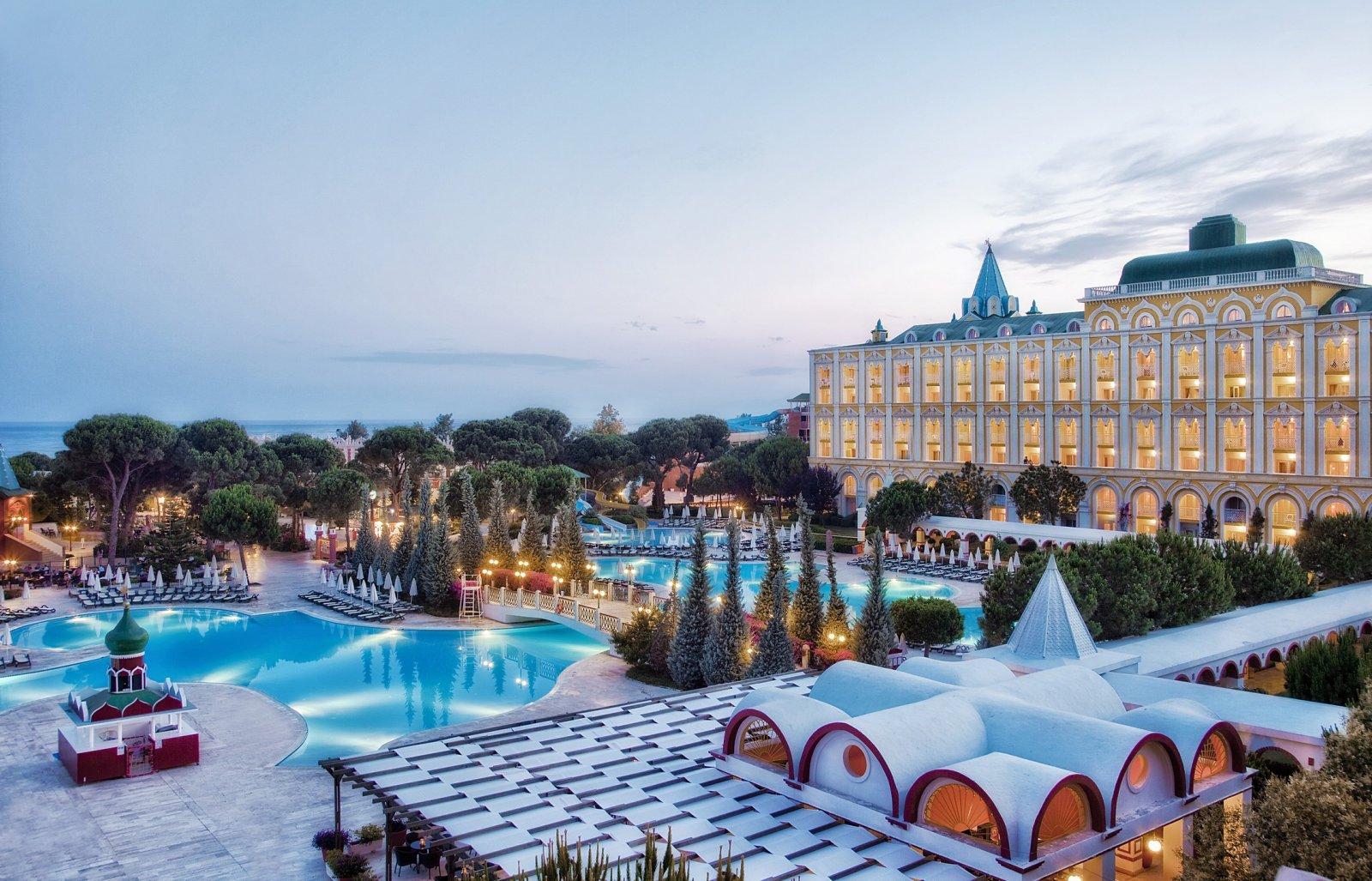 Antalya Kremlin Otel