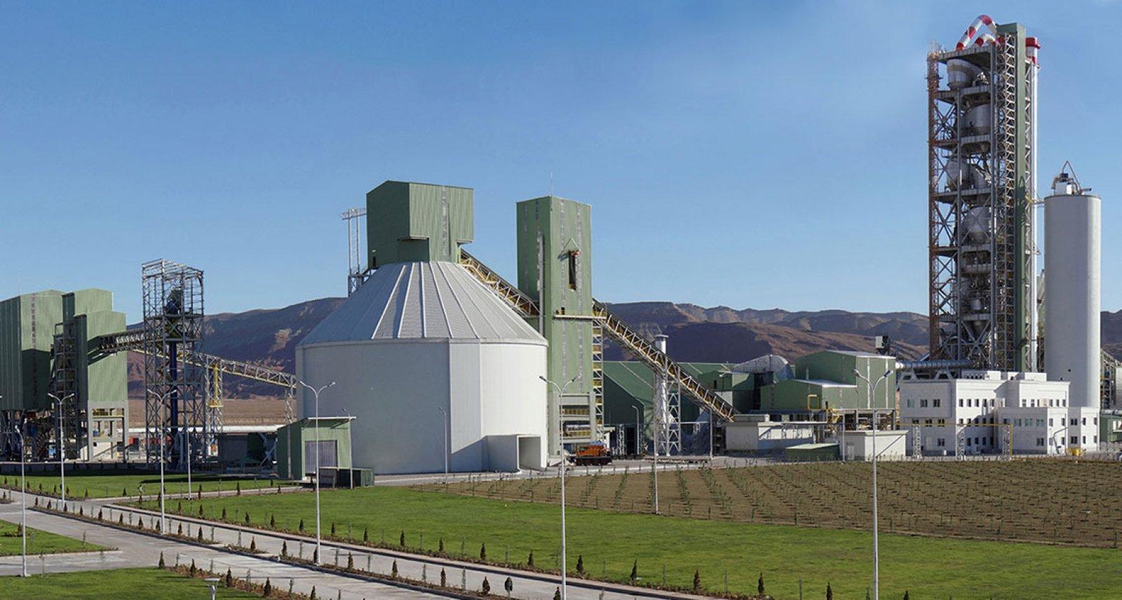 Lebap Çimento Fabrikası, Türkmenistan
