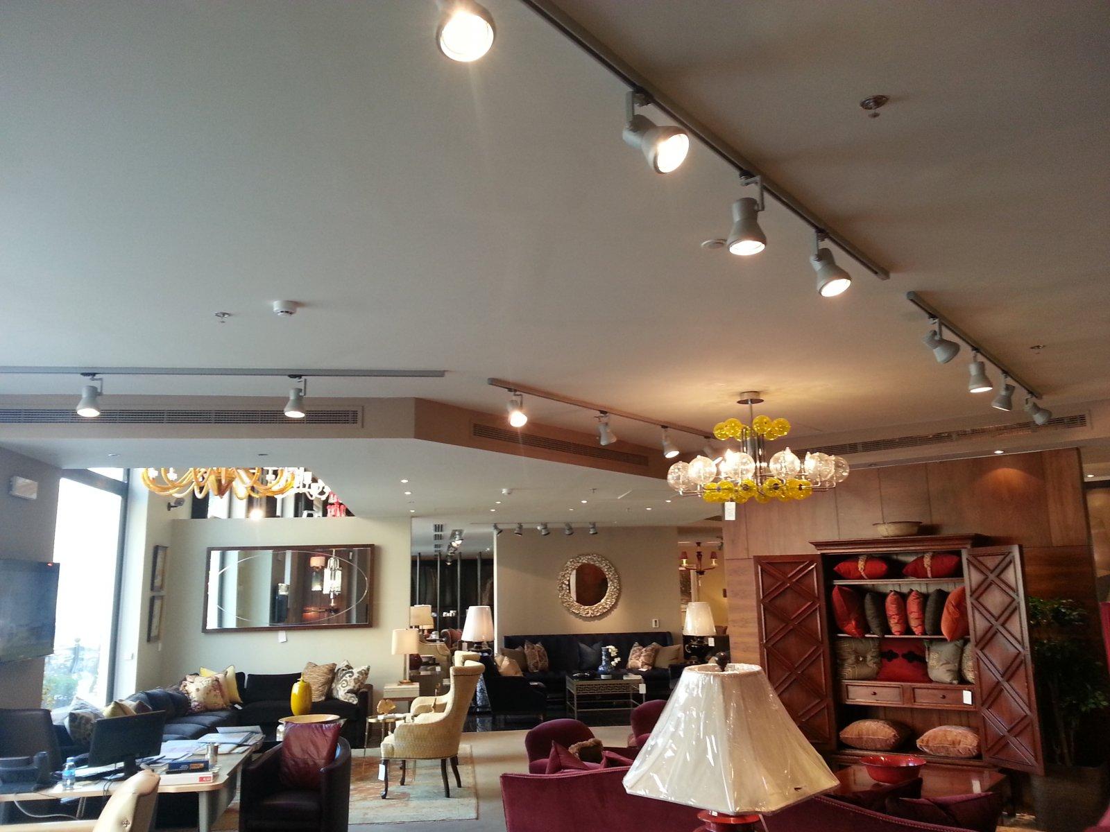 Living Interiors Pearl Showroom, Katar